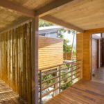 Công trình trang trí nhà với tre trúc tự nhiên