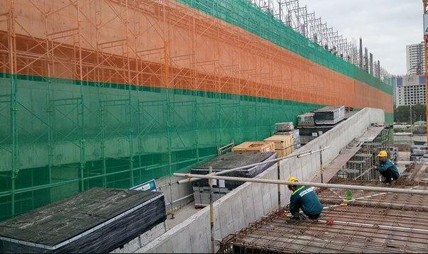 Cung cấp lưới công trình, lưới xây dựng công trình tại TPHCM