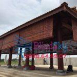 Mành sáo tre, mành sáo trúc nhà gỗ che nắng ngoài trời Thuận An