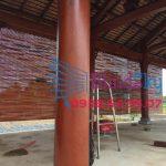 Mua mành sáo tre trúc nhà gỗ tại Phú Giáo