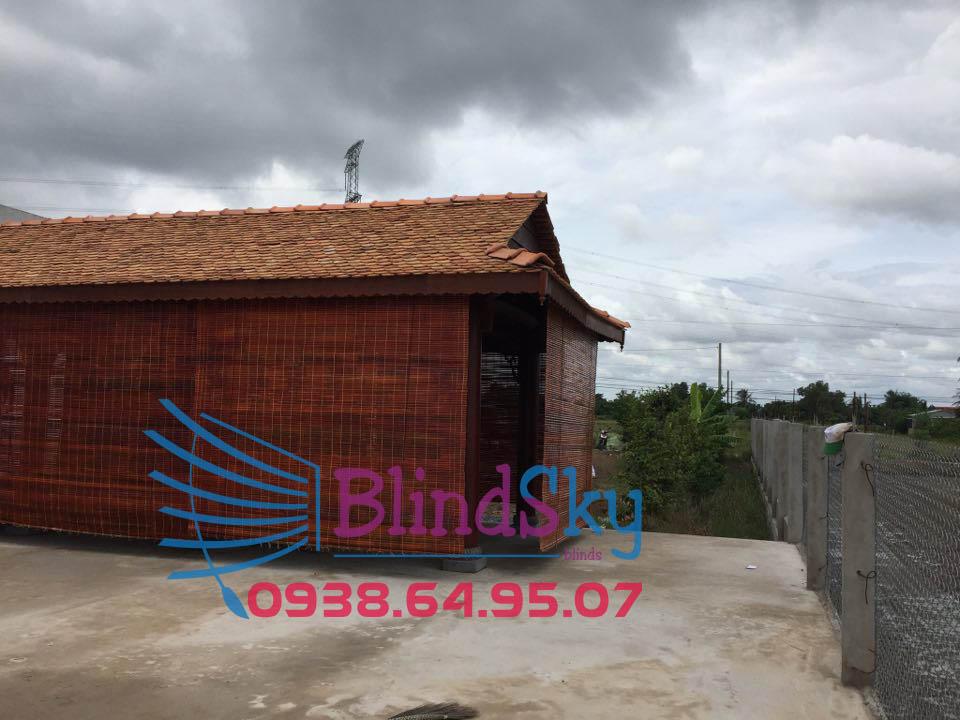 Mua mành sáo tre trúc nhà gỗ tại Thủ Dầu Một