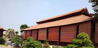 Giá bán mành trúc mành nứa cao cấp ngoài trời cho biệt thự gỗ